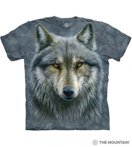 Warrior Wolf T-shirt | The Mountain®